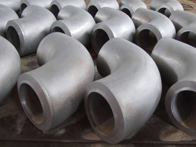 Alloy Steel WP1 Pipe Fittings Manufacturer in Mumbai India