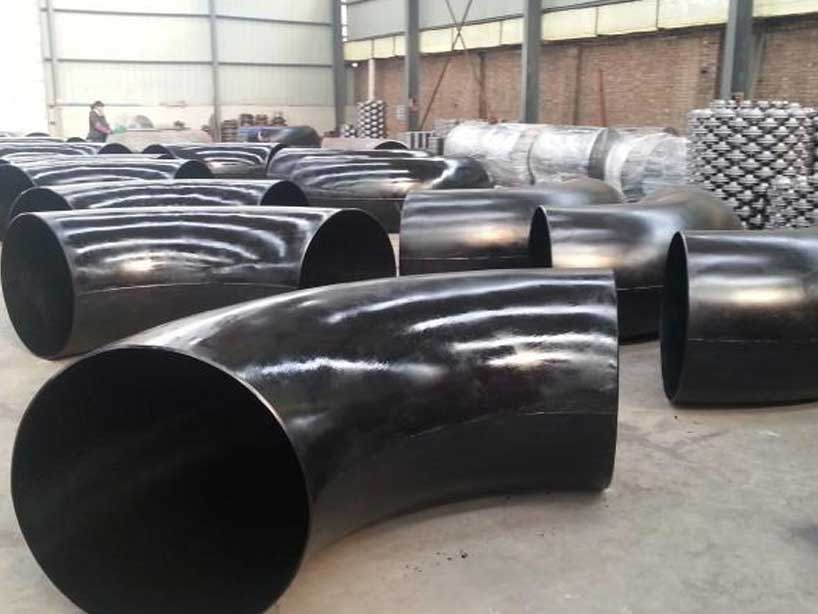 Carbon Steel A234 Pipe Fittings Supplier in Mumbai India