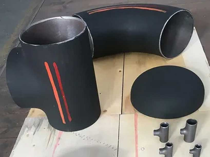 Carbon Steel A234 Pipe Fittings in Mumbai India
