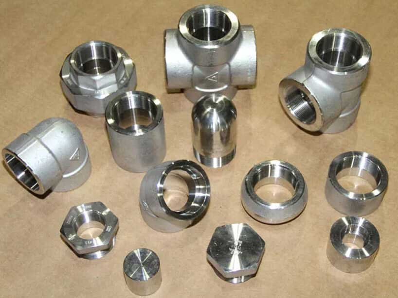 Alloy 20 Forged Fittings Supplier in Mumbai India