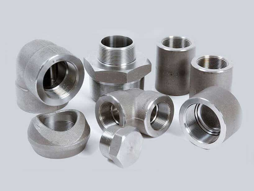 Alloy 20 Forged Fittings Manufacturer in Mumbai India
