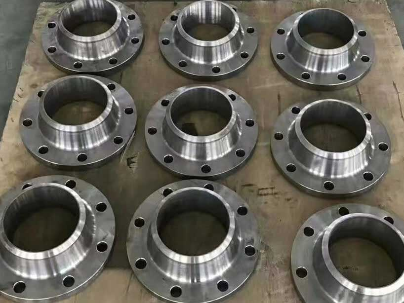 Alloy Steel F22 Flanges Manufacturer in Mumbai India