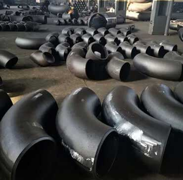 Alloy Steel WP1 Seamless Pipe Fittings