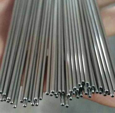 Nickel Alloy 200 Capillary Tubes