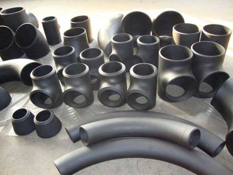 Carbon Steel A420 Pipe Fittings Dealer in Mumbai India