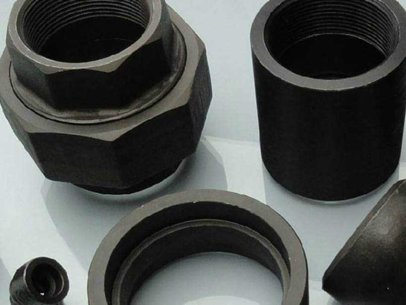 Carbon Steel A105 Forged Fittings Supplier in Mumbai India
