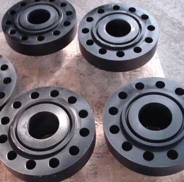 Carbon Steel ASTM A350 LF2 Ring Type Joint Flanges