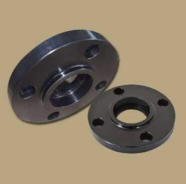 Carbon Steel ASTM A350 LF2 Socket Weld Flanges