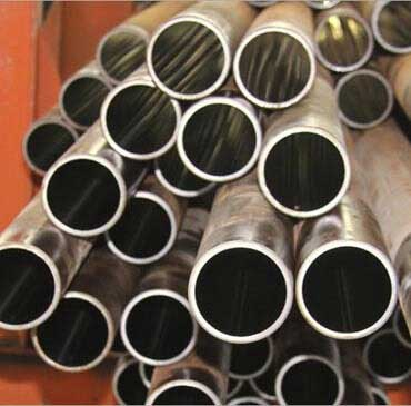 Stainless Steel 316Ti Cold Drawn Welded Tubes