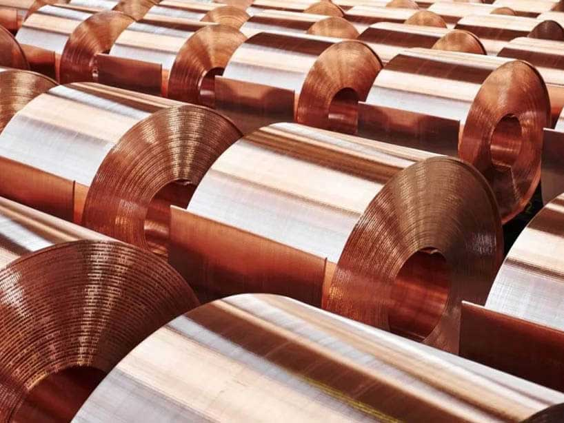 Copper Nickel 70-30 Sheets/Plates/Coil Dealer in Mumbai India