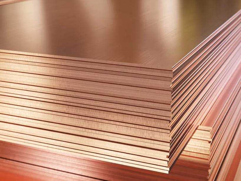 Copper Nickel 70-30 Sheets/Plates Manufacturer in Mumbai India