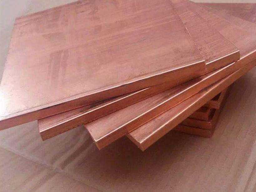Copper Nickel 70-30 Sheets/Plates Supplier in Mumbai India