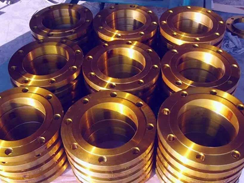 Copper Nickel 90/10 Flanges Dealer in Mumbai India