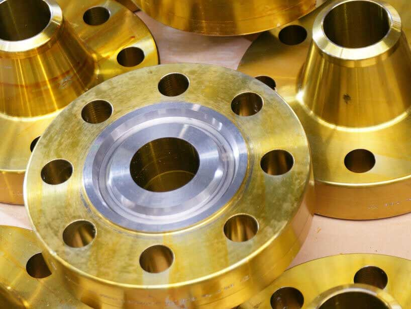 Copper Nickel 90/10 Flanges Supplier in Mumbai India