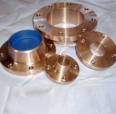 Copper Nickel 90/10 Slip On Flanges