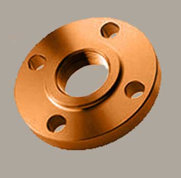Copper Nickel 90/10 Socket Weld Flanges