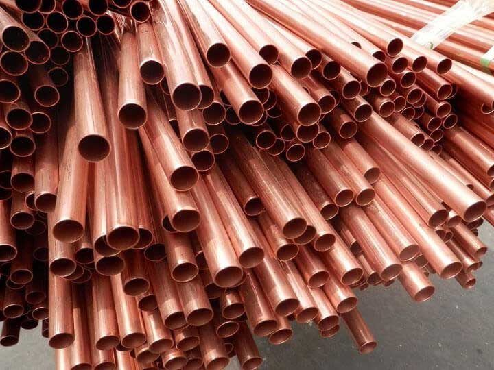 Cupro-Nickel 70/30 Pipes Supplier in Mumbai India