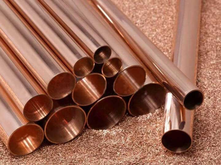 Cupro-Nickel 70/30 Pipes Manufacturer in Mumbai India