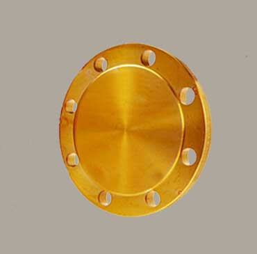 Copper Nickel 90/10 Blind Flanges