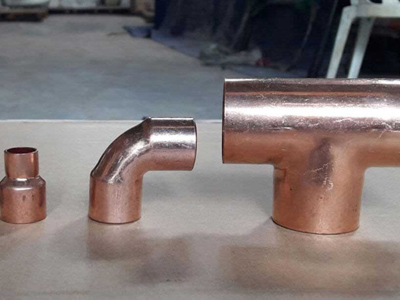 Copper Nickel 70/30 Pipe Fittings Supplier in Mumbai India