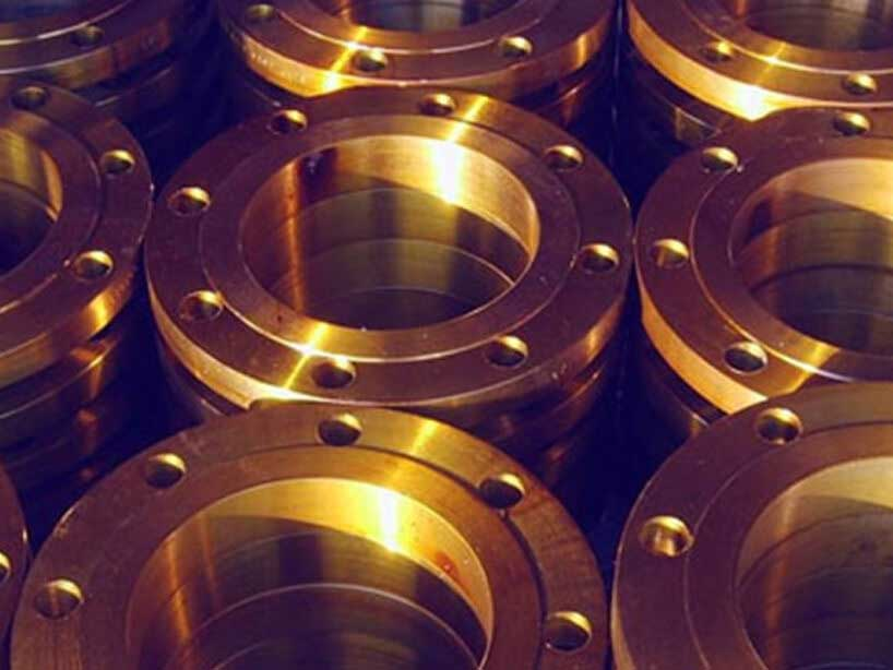 Copper Nickel 90/10 Flanges Manufacturer in Mumbai India
