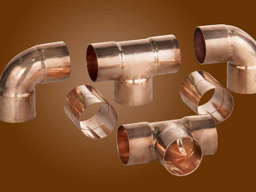 Copper Nickel 70/30 Pipe Fittings Manufacturer in Mumbai India