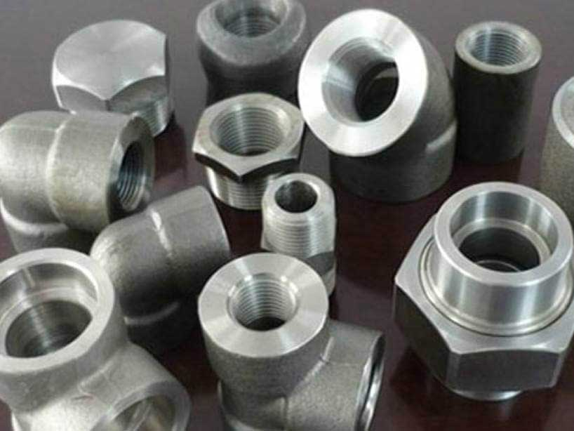 Duplex Steel UNS S31803 Forged Fittings Supplier in Mumbai India