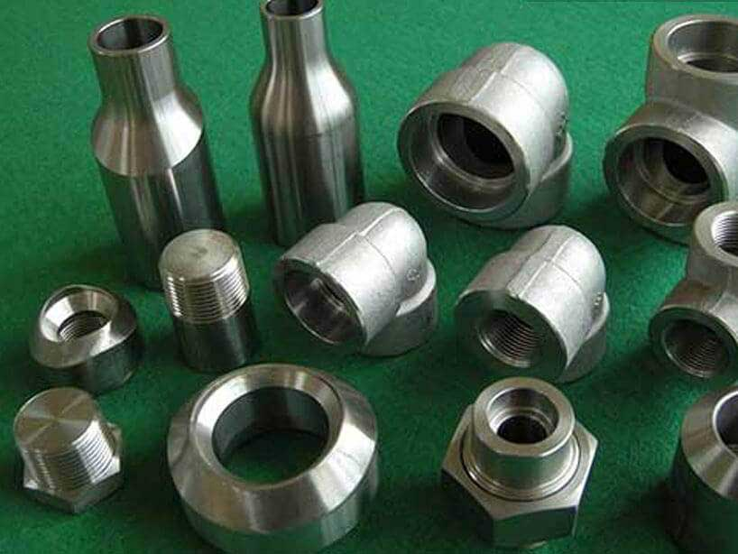 Duplex Steel S31803 Forged Fittings in Mumbai India