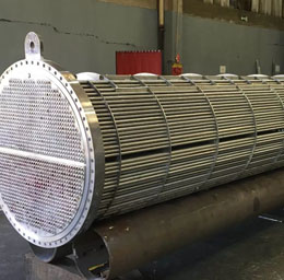Stainless Steel 321 Heat Exchanger Boiler Pipes