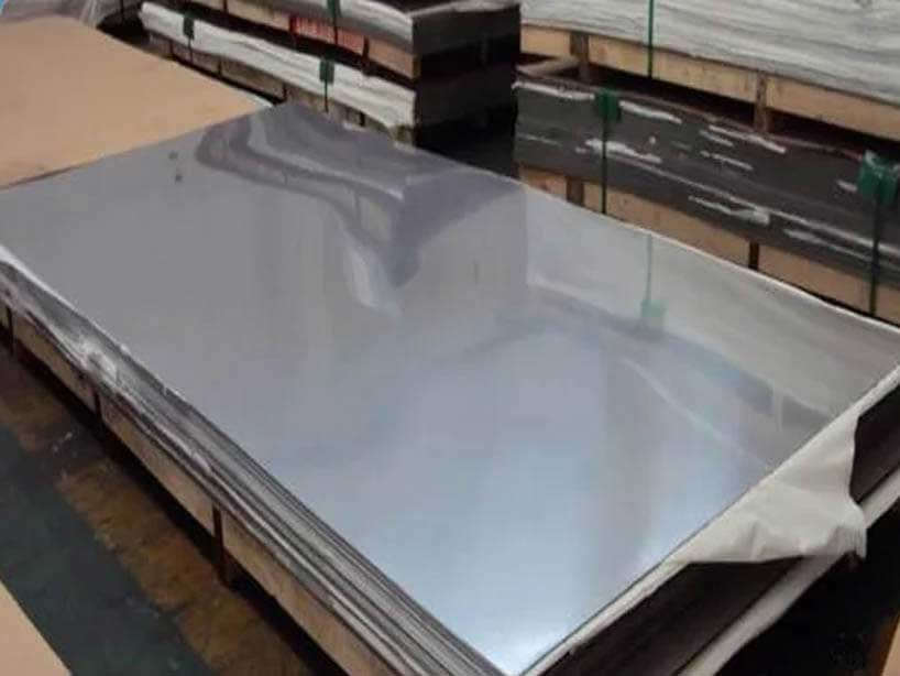 Inconel 601 Sheets/Plates Supplier in Mumbai India