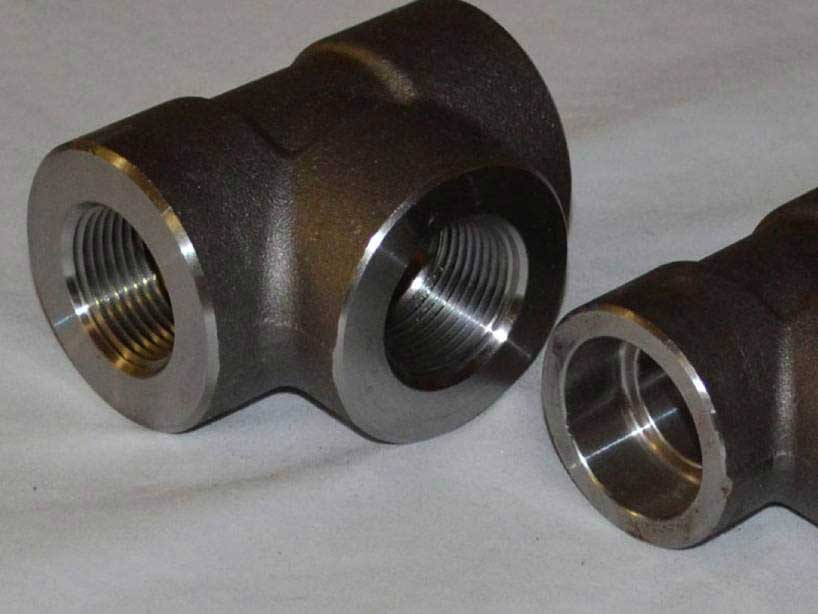 Incoloy 825 Forged Fittings in Mumbai India