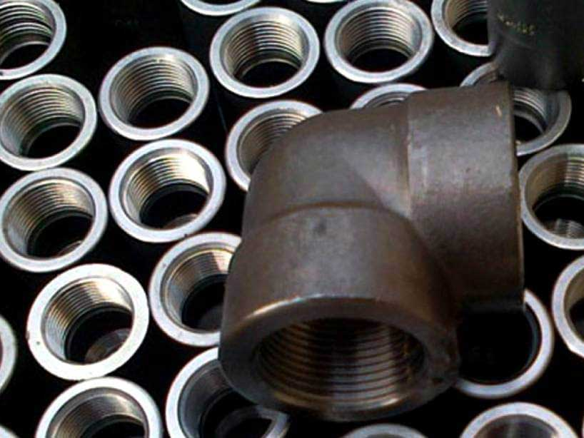 Inconel Forged Fittings Supplier in Mumbai India