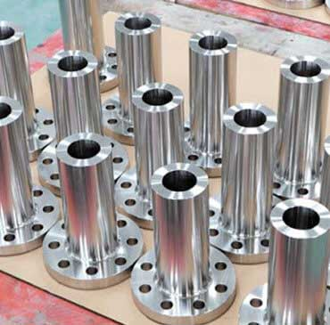 Duplex Steel S31803 Long Weld Neck Flanges