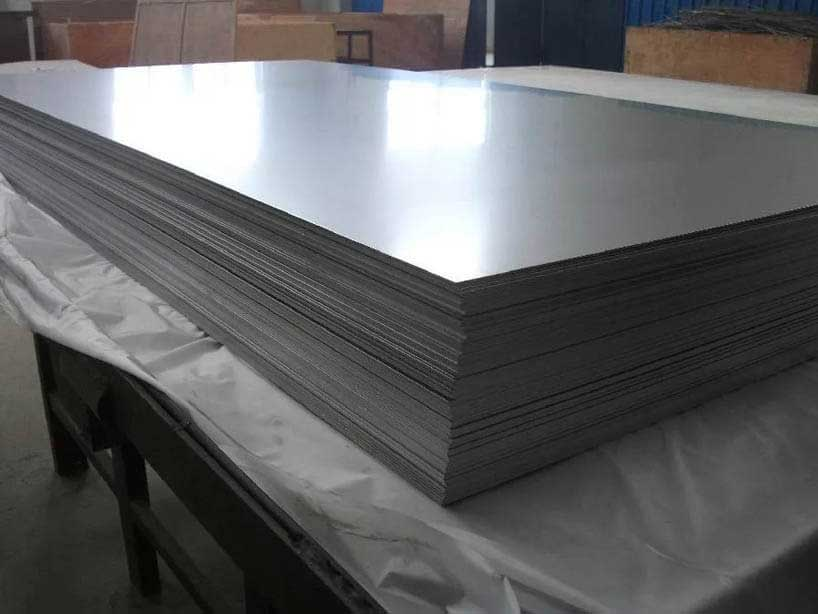 Monel 400 Sheets/Plates Supplier in Mumbai India