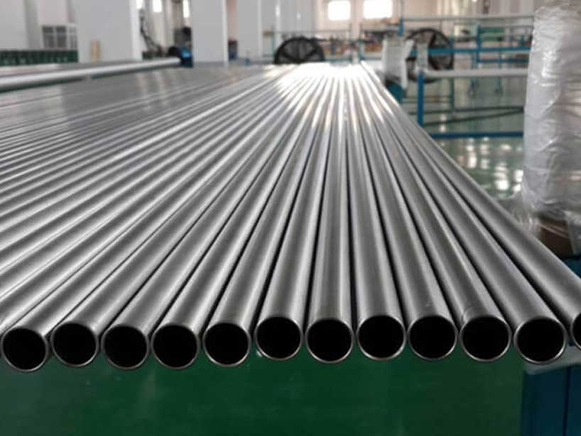 Incoloy 800, 800H, 800HT Pipes in Mumbai India