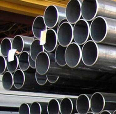 Stainless Steel 316Ti Plain End Welded Tubes