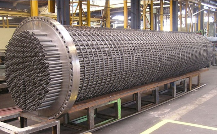 Stainless Steel Heat Exchanger Pipes