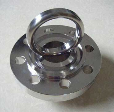Super Duplex Steel S32750 Ring Type Joint Flanges