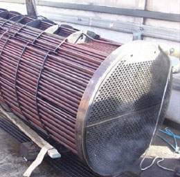 Stainless Steel 321 Seamless Heat Exchanger Pipes