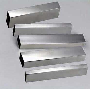 Stainless Steel 304/304L Seamless Rectangle Tubes