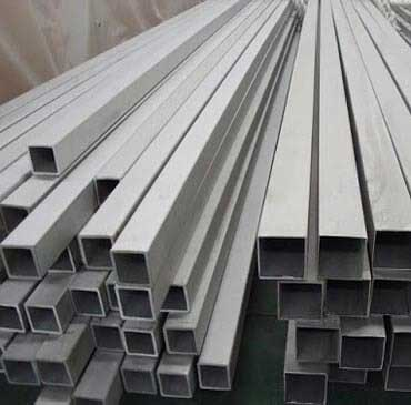 Stainless Steel 304/304L Seamless Square Tubes