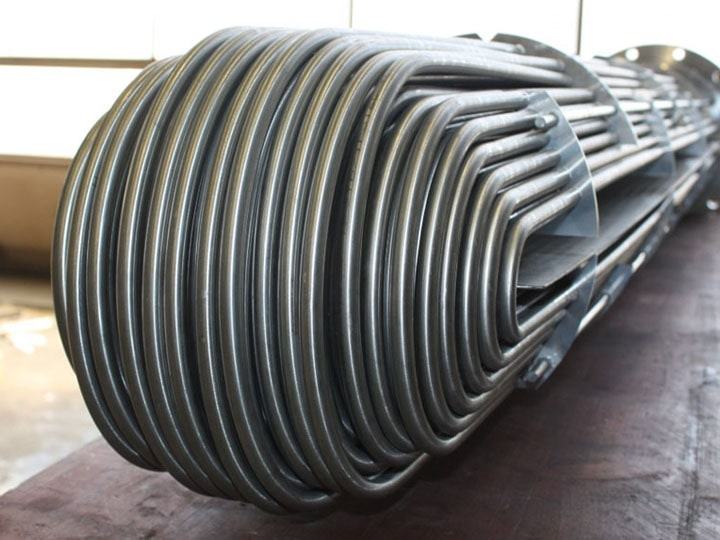SS 304H Heat Exchanger Tubes in Mumbai India