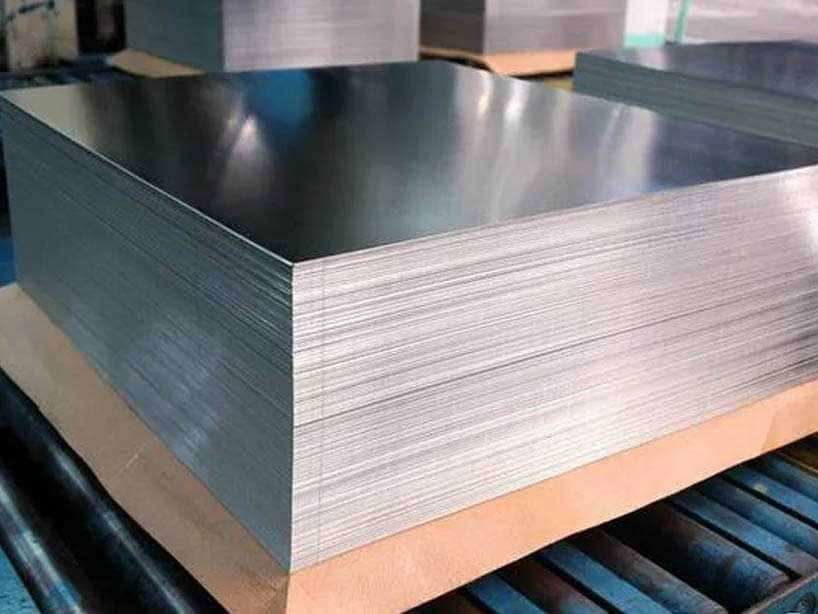 Stainless Steel 304H Sheets in Mumbai India