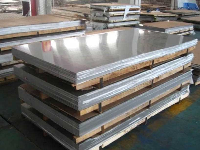Stainless Steel 316 Sheets in Mumbai India
