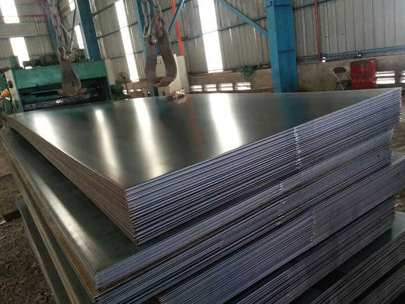 Stainless Steel 316L Sheets in Mumbai India