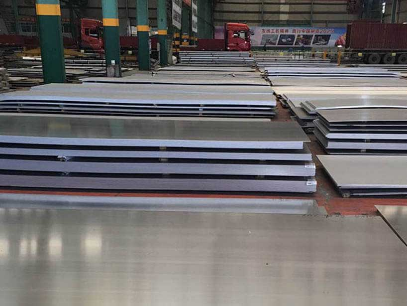 Stainless Steel 316Ti Sheets in Mumbai India