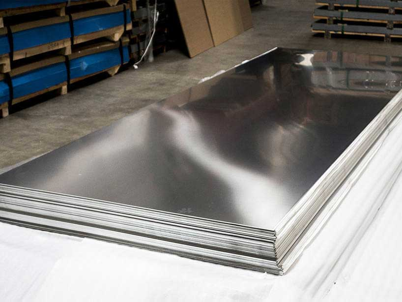 Stainless Steel 317L Sheets in Mumbai India