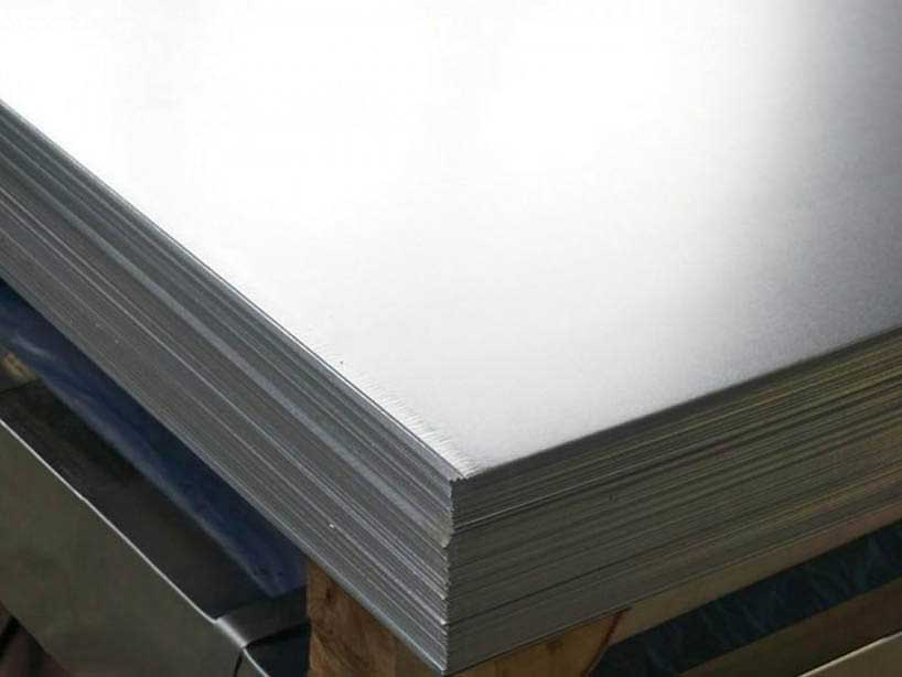 Stainless Steel 321 / 321H Sheets in Mumbai India