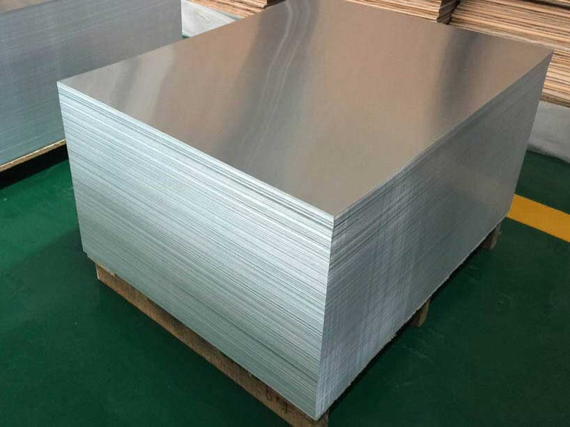 Stainless Steel 347 / 347H Sheets in Mumbai India