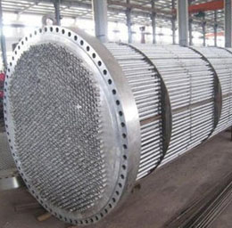 Stainless Steel 321 Oval Heat Exchanger Pipes
